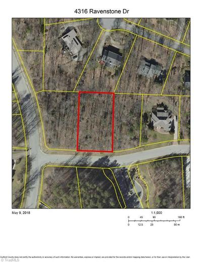 Greensboro Residential Lots & Land For Sale: 4316 Ravenstone Drive
