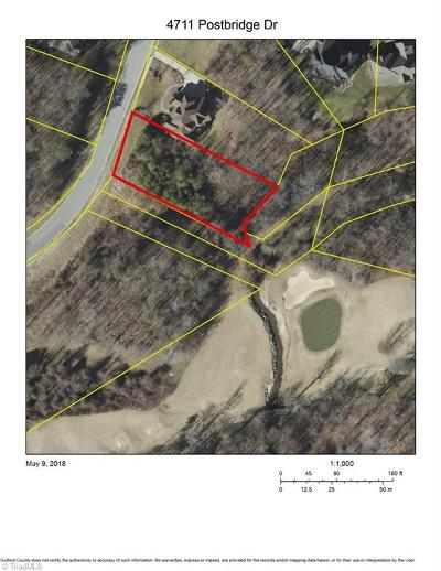 Greensboro Residential Lots & Land For Sale: 4711 Postbridge Drive