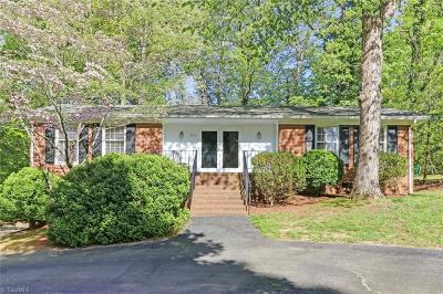Single Family Home For Sale: 602 Briarwood Drive