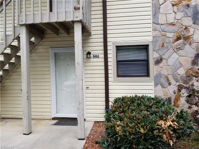 Kernersville Condo/Townhouse Due Diligence Period: 502 Brookside Court