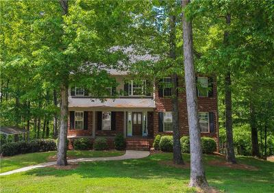 Advance Single Family Home For Sale: 193 Graywood Court
