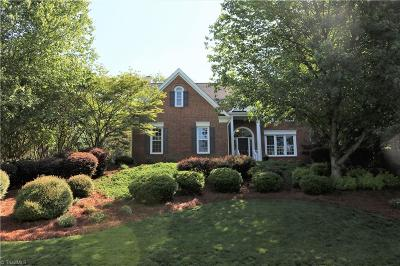 Greensboro Single Family Home For Sale: 4400 Natural Lake Court