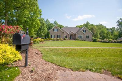 Greensboro Single Family Home For Sale: 500 James Doak Parkway