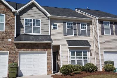 Clemmons Condo/Townhouse For Sale: 120 Penry Lane