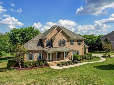 Guilford County Single Family Home For Sale: 5904 Crutchfield Farm Road