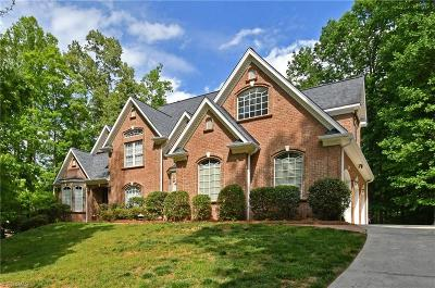 Winston Salem Single Family Home For Sale: 2630 Crow Hill Drive