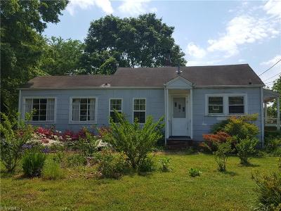 Lexington Single Family Home For Sale: 19 Harrington Avenue
