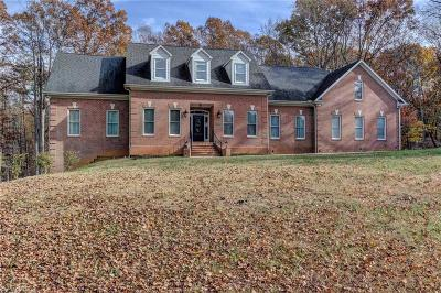 Browns Summit Single Family Home For Sale: 7514 Oak Valley Lane
