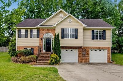 Winston Salem Single Family Home For Sale: 2920 Atwood Road