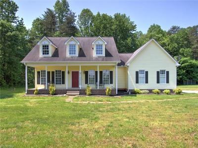 Browns Summit Single Family Home Due Diligence Period: 7449 Nc Highway 61