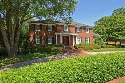 Winston Salem NC Single Family Home Due Diligence Period: $899,000