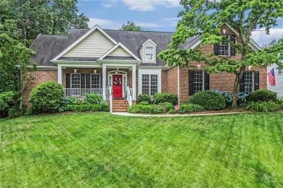 Greensboro Single Family Home For Sale: 2525 North Beech Lane