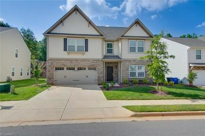 Kernersville Single Family Home For Sale: 1582 Running Deer Drive