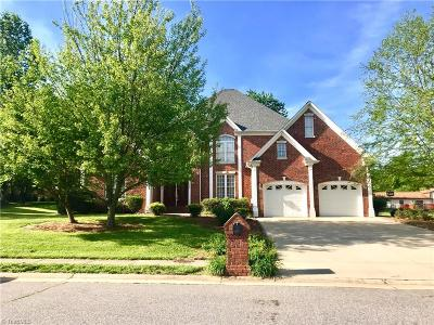 Kernersville Single Family Home For Sale: 1505 Cabot Place