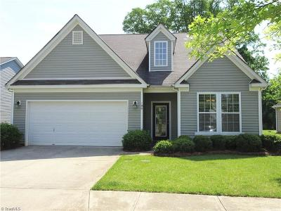 Bermuda Run Single Family Home For Sale: 196 Parkview Lane