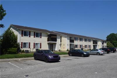 Greensboro NC Condo/Townhouse For Sale: $49,900