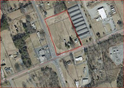 Rockingham County Commercial Lots & Land For Sale: 1829 Nc Highway 135