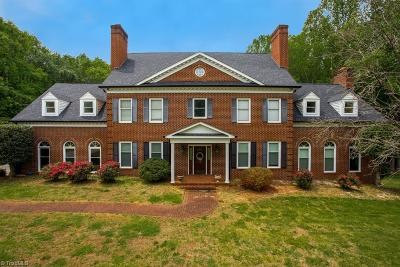 Statesville Single Family Home For Sale: 205 Baymount Drive