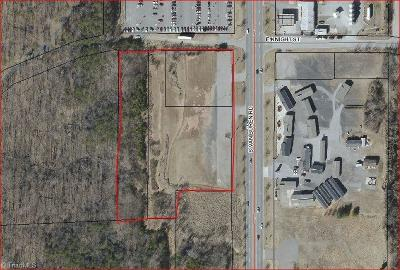 Rockingham County Commercial Lots & Land For Sale: 907 S Van Buren Road