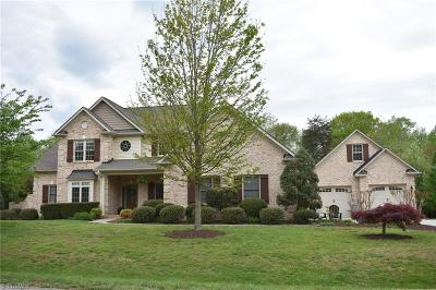 Oak Ridge NC Single Family Home For Sale: $534,000