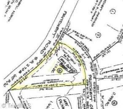 Guilford County Residential Lots & Land For Sale: 8097 Pritchett Road