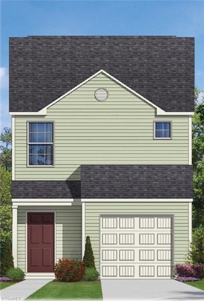 Whitsett Condo/Townhouse For Sale: 1122 Brooksridge Way
