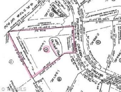 Guilford County Residential Lots & Land For Sale: 6895 Pritchett Creek Drive