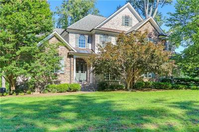 Rockingham County Single Family Home For Sale: 252 Brassie Lane