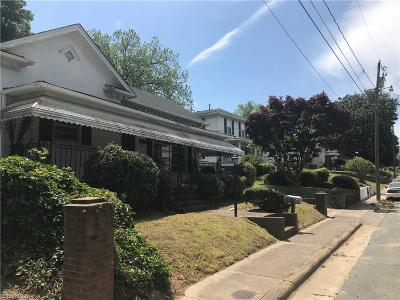 Reidsville NC Single Family Home For Sale: $51,900