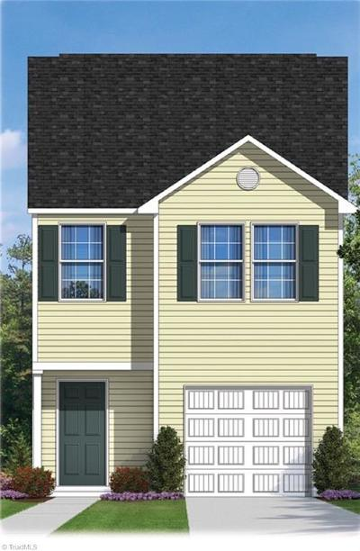 Whitsett Condo/Townhouse For Sale: 1118 Brooksridge Way