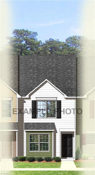 Whitsett Condo/Townhouse For Sale: 6331 Bermuda Way