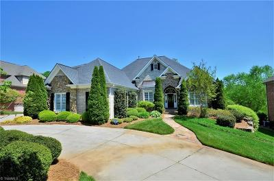 Winston Salem Single Family Home For Sale: 5520 Brookberry Farm Road