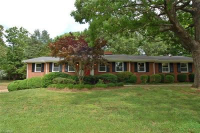Reidsville Single Family Home Due Diligence Period: 701 Robinhood Road