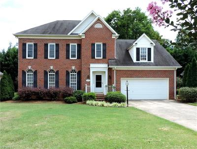 Single Family Home For Sale: 6810 Gray Moss Court