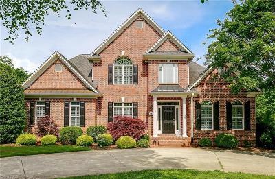 Winston Salem Single Family Home For Sale: 1509 Boxthorne Lane