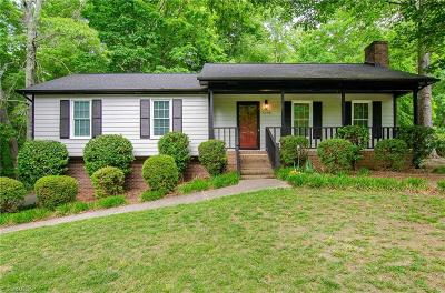 Pfafftown Single Family Home Due Diligence Period: 5979 Honeycomb Lane
