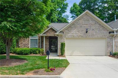 Guilford County Condo/Townhouse For Sale: 627 Preys Street
