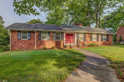 Single Family Home For Sale: 1400 Arrowood Court