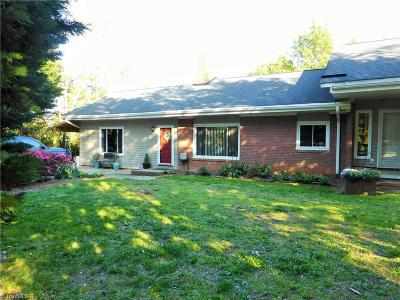 High Point Single Family Home For Sale: 205 Westover Drive