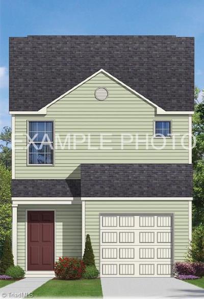 Whitsett Condo/Townhouse For Sale: 1104 Brooksridge Way
