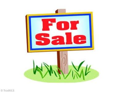 Asheboro Residential Lots & Land For Sale: Horse Carriage Lane