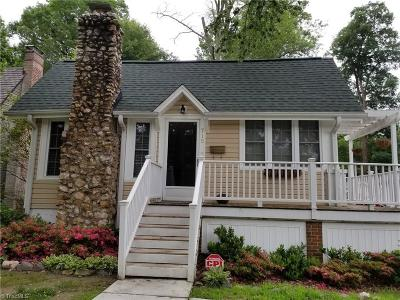 High Point Single Family Home For Sale: 715 W Farriss Avenue