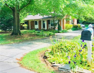 Winston Salem Single Family Home For Sale: 110 Tipperary Lane