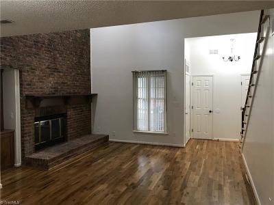 Greensboro Condo/Townhouse For Sale: 2328 Brandt Village