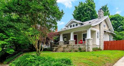 Greensboro Single Family Home For Sale: 1511 Northfield Street