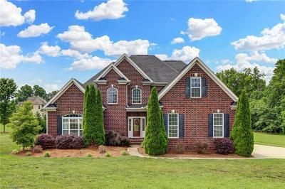 Rockingham County Single Family Home For Sale: 120 Still Poplar Place