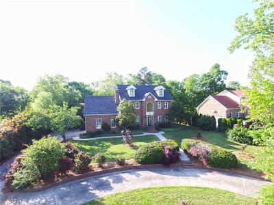 Greensboro Single Family Home For Sale: 4020 Duplin Drive