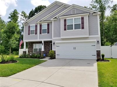 Kernersville Single Family Home For Sale: 4448 Abbey Park Road