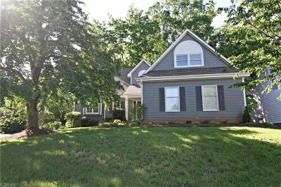 Greensboro Single Family Home For Sale: 2 Bransford Court