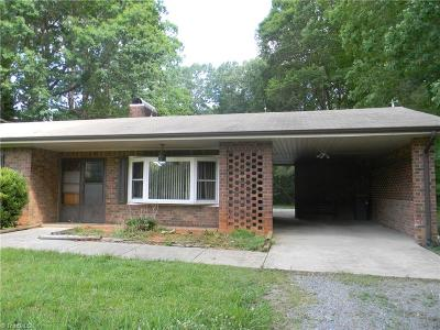Single Family Home Sold: 3010 Nc Highway 49 S